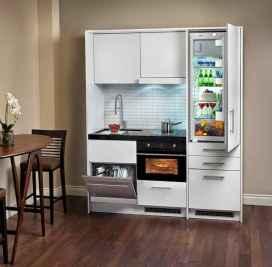 50 Miraculous Apartment Kitchen Rental Decor Ideas (40)