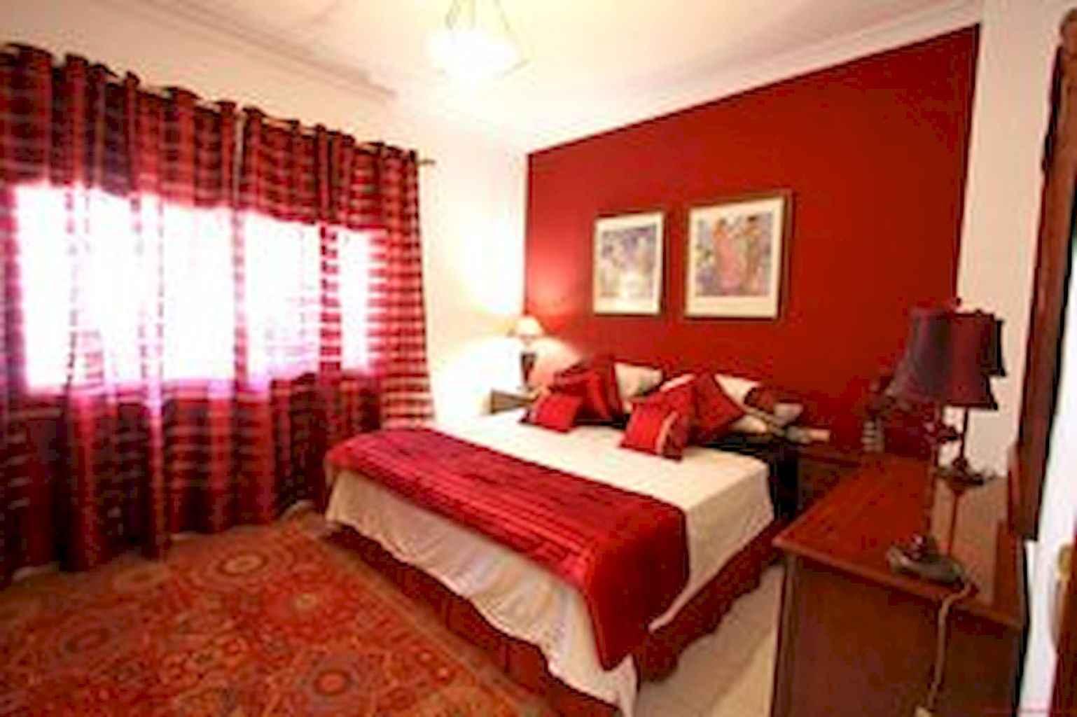 50 Romantic Valentine Bedroom Decor Ideas (20)