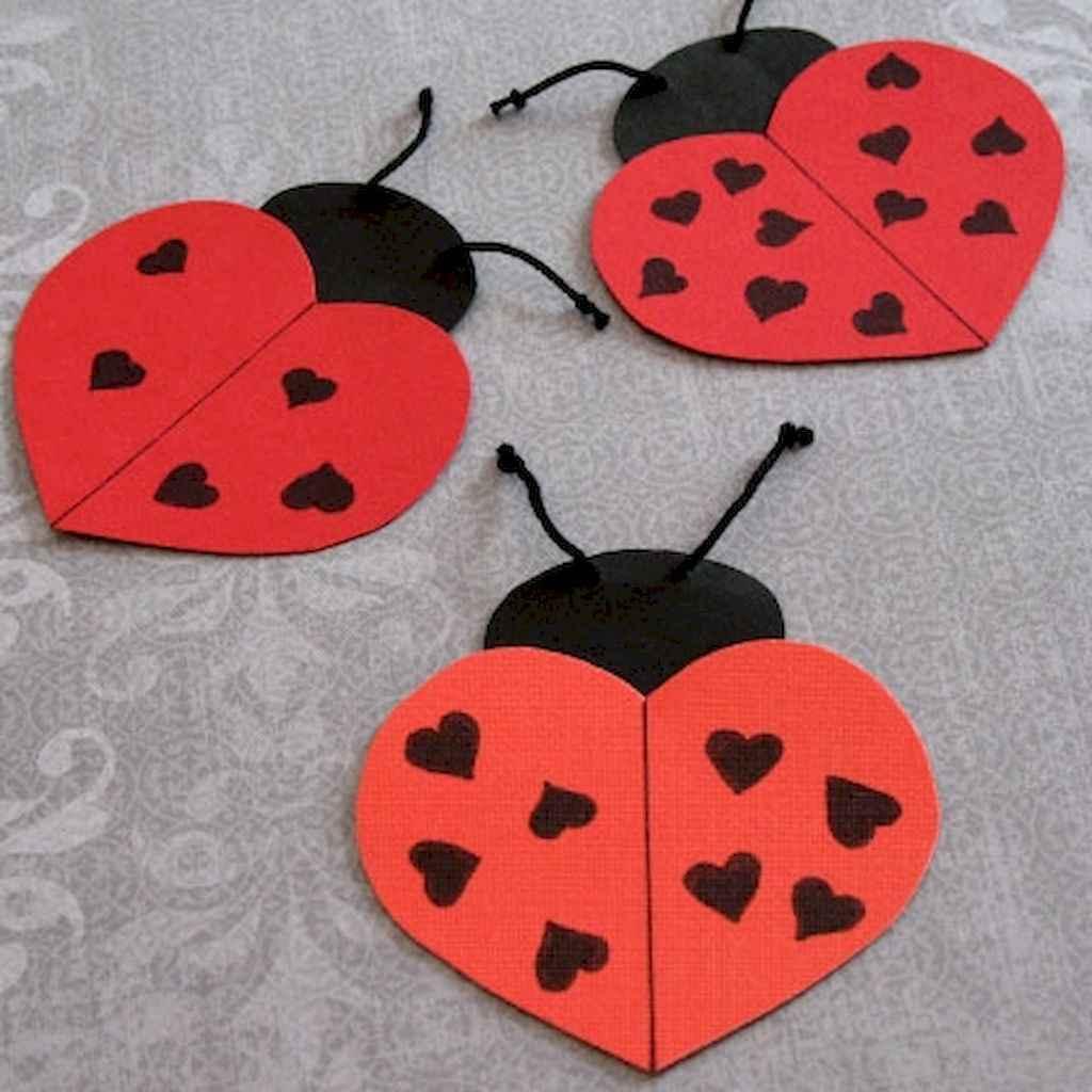 50 Romantic Valentines Cards Design Ideas (19)