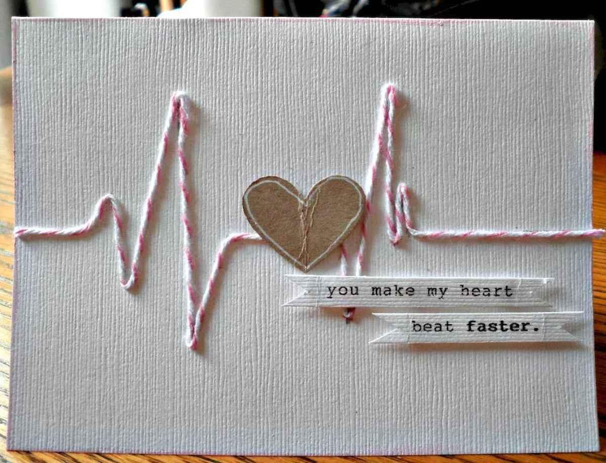 50 Romantic Valentines Cards Design Ideas (20)