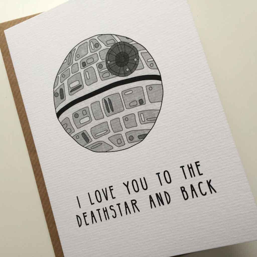 50 Romantic Valentines Cards Design Ideas (47)