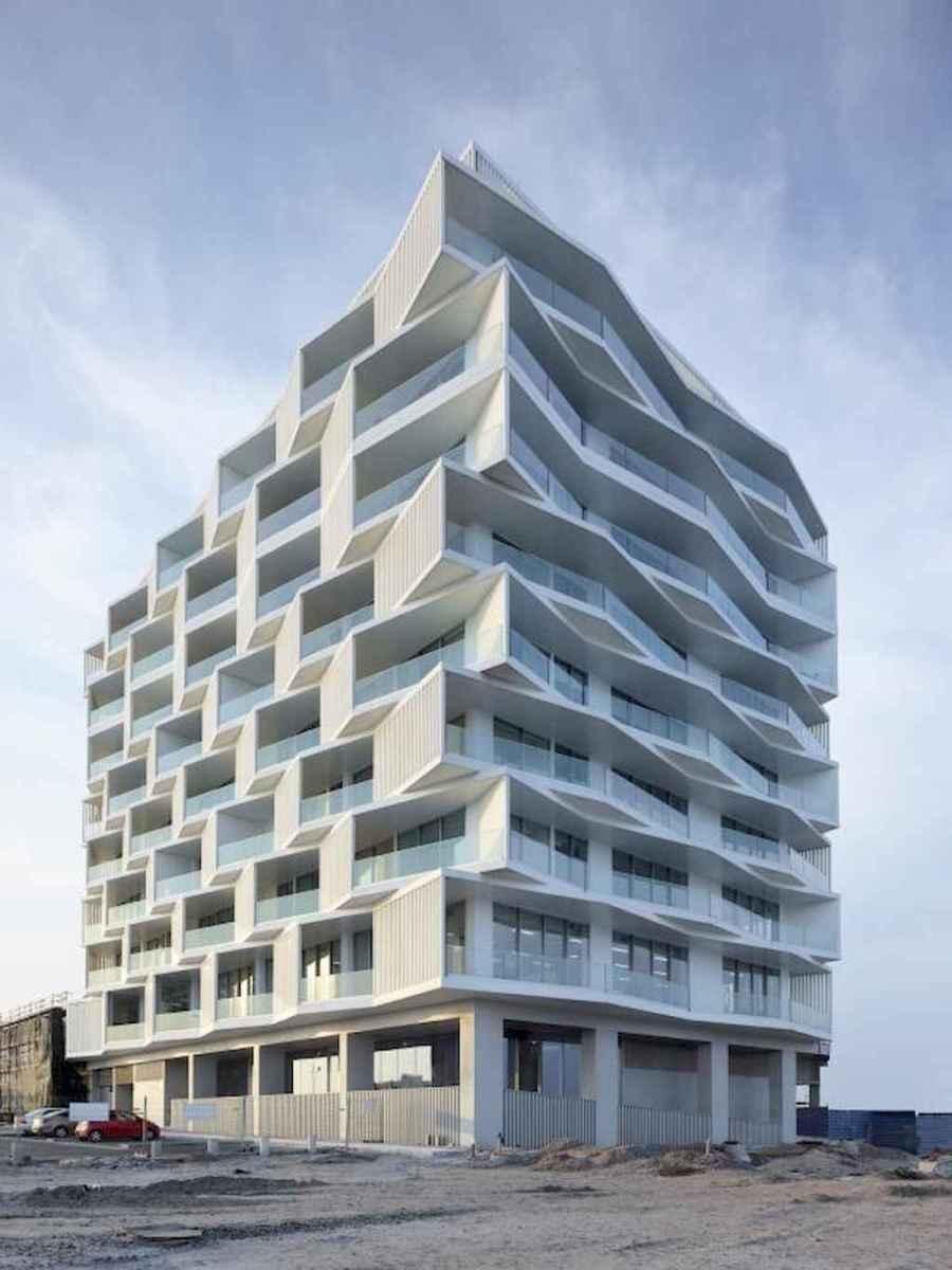 50 marvelous Modern Facade Apartment Decor Ideas (16)