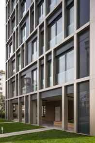 50 marvelous Modern Facade Apartment Decor Ideas (18)