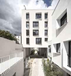50 marvelous Modern Facade Apartment Decor Ideas (21)