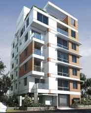 50 marvelous Modern Facade Apartment Decor Ideas (31)