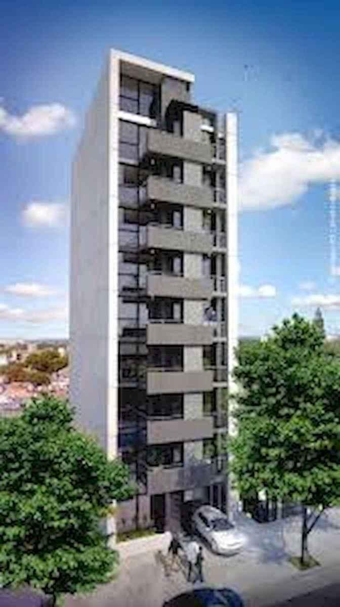 50 marvelous Modern Facade Apartment Decor Ideas (32)
