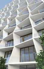 50 marvelous Modern Facade Apartment Decor Ideas (33)