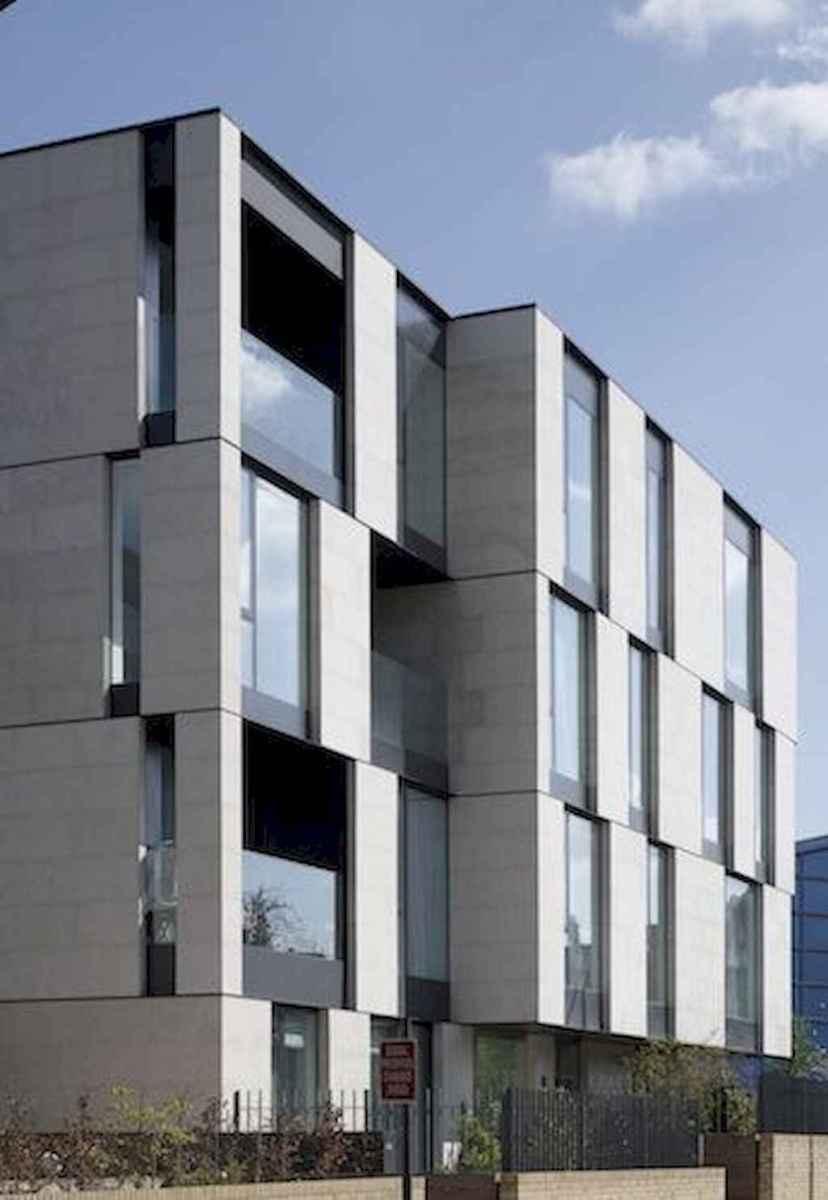 50 marvelous Modern Facade Apartment Decor Ideas (4)