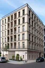 50 marvelous Modern Facade Apartment Decor Ideas (42)