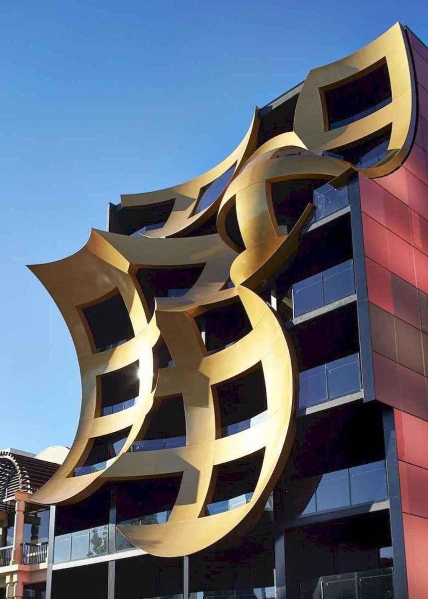 50 marvelous Modern Facade Apartment Decor Ideas (47)