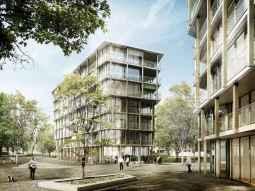 50 marvelous Modern Facade Apartment Decor Ideas (9)