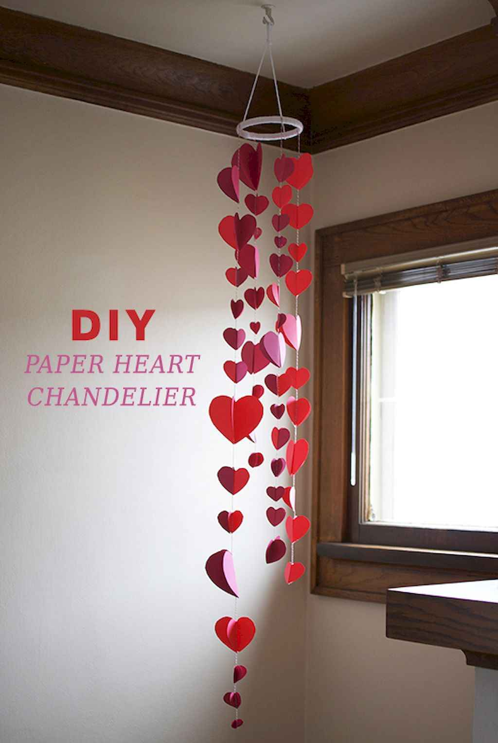 60 Romantic Valentines Crafts Ideas On A Budget (24)