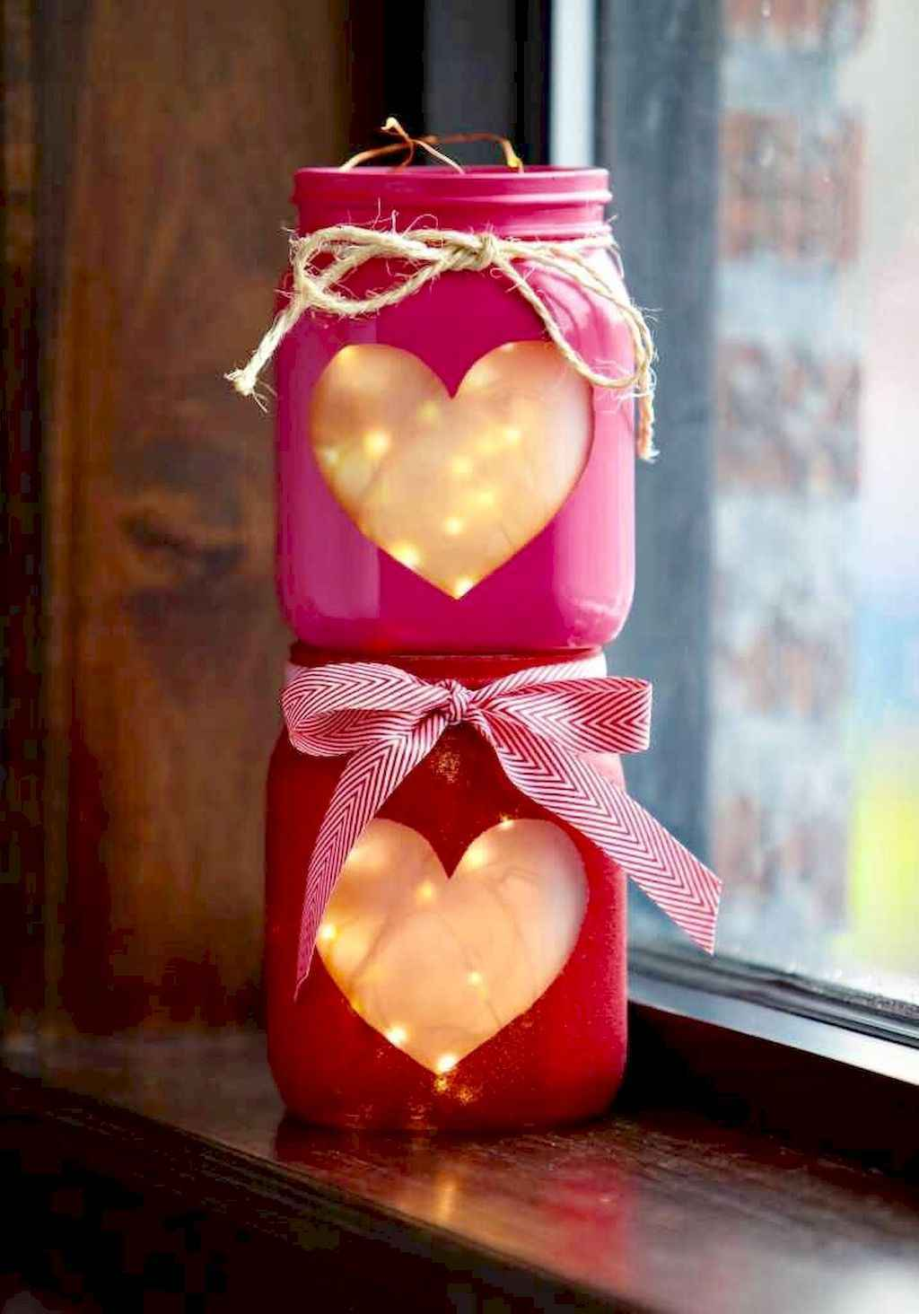 60 Romantic Valentines Crafts Ideas On A Budget (25)