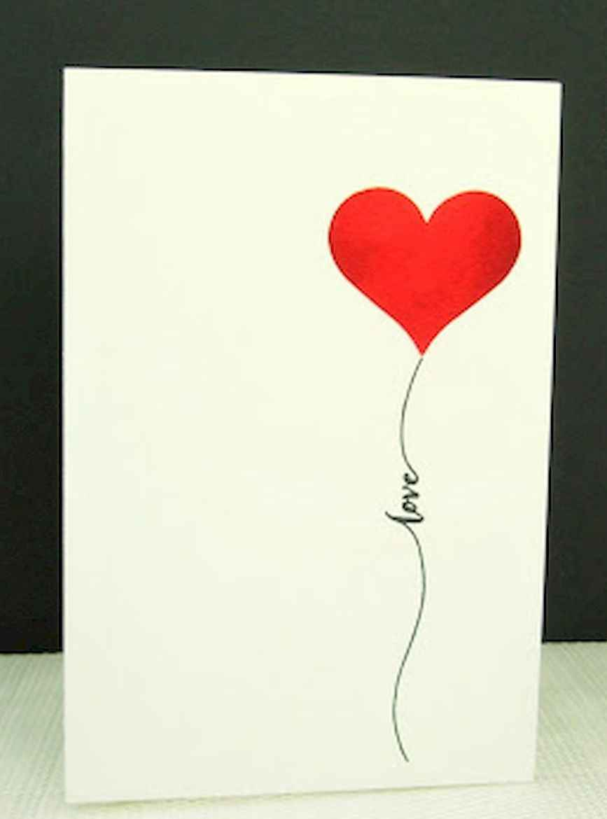 60 Romantic Valentines Crafts Ideas On A Budget (29)