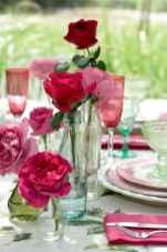 66 Romantic Valentines Table Settings Decor Ideas (12)