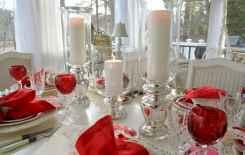 66 Romantic Valentines Table Settings Decor Ideas (17)