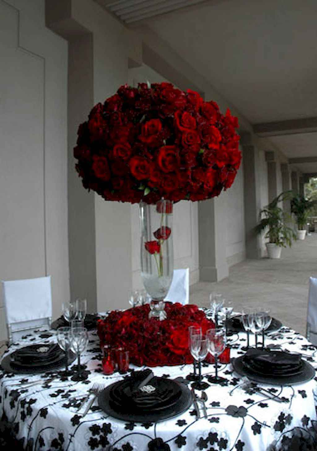 66 Romantic Valentines Table Settings Decor Ideas (20)