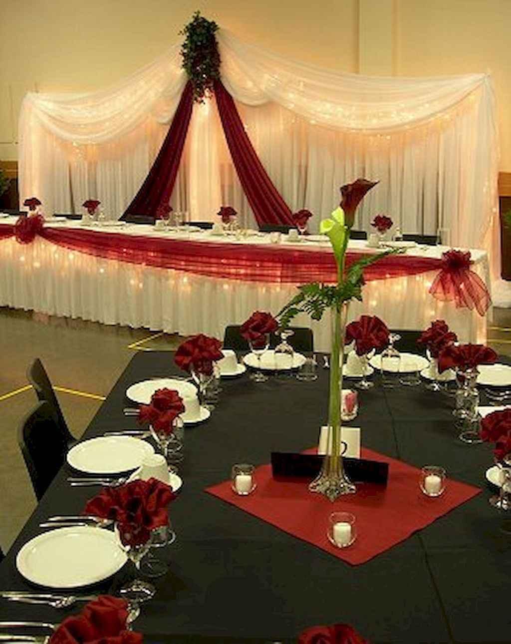66 Romantic Valentines Table Settings Decor Ideas (45)