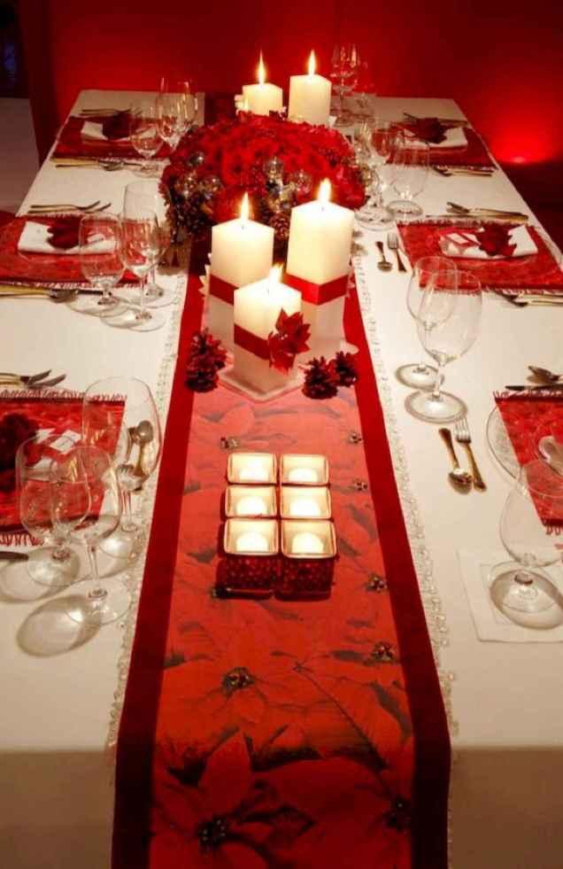 66 Romantic Valentines Table Settings Decor Ideas (66)