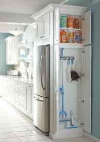 70 Cool Modern Apartment Kitchen Decor Ideas (24)