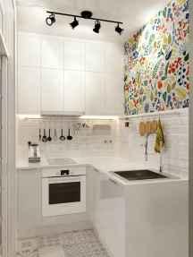 70 Cool Modern Apartment Kitchen Decor Ideas (38)