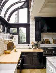 70 Cool Modern Apartment Kitchen Decor Ideas (39)
