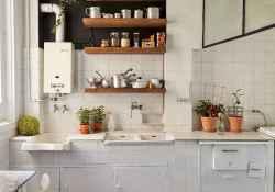 70 Cool Modern Apartment Kitchen Decor Ideas (49)