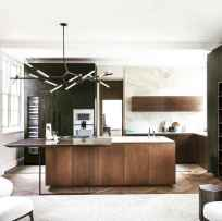 70 Cool Modern Apartment Kitchen Decor Ideas (62)
