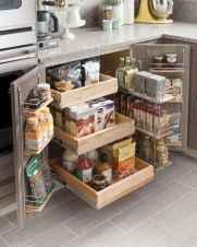 70 Cool Modern Apartment Kitchen Decor Ideas (8)