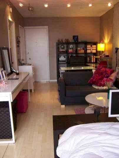 77 magnificent small studio apartment decor ideas for Decor 77