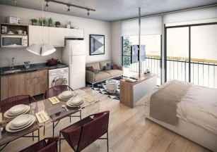 77 Magnificent Small Studio Apartment Decor Ideas (73)