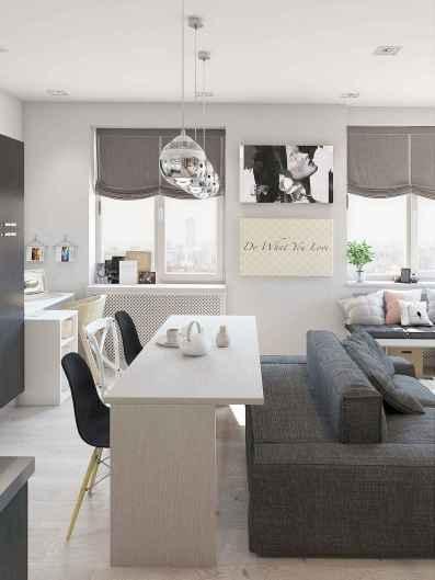 77 Magnificent Small Studio Apartment Decor Ideas (74)