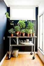 80 Brilliant Apartment Garden Indoor Decor Ideas (56)
