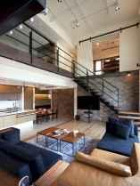 80 Pretty Modern Apartment Living Room Decor Ideas (3)