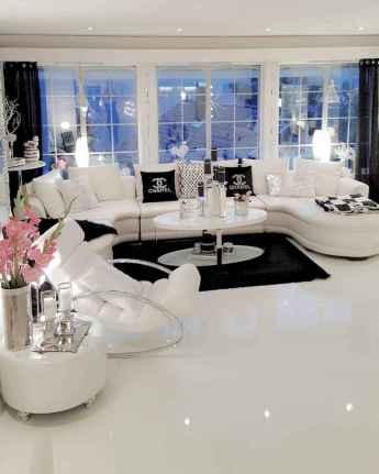 80 Pretty Modern Apartment Living Room Decor Ideas (60)