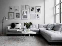80 Pretty Modern Apartment Living Room Decor Ideas (69)