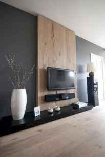 80 Pretty Modern Apartment Living Room Decor Ideas (7)