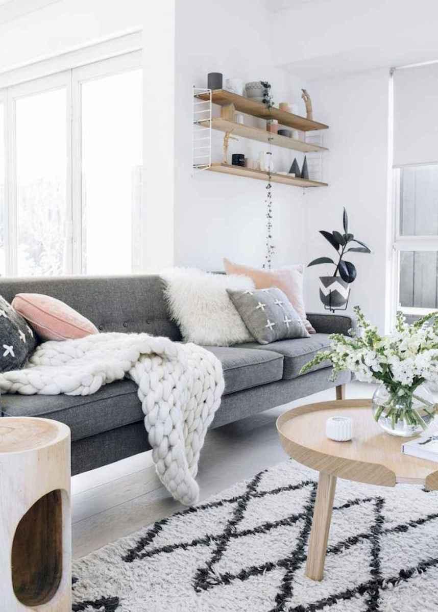 80 Pretty Modern Apartment Living Room Decor Ideas (77)