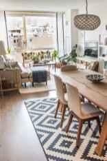 80 Smart Solution Small Apartment Living Room Decor Ideas (24)