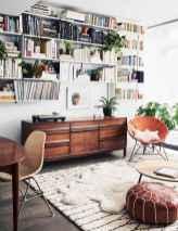 88 Beautiful Apartment Living Room Decor Ideas With Boho Style (29)