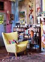 88 Beautiful Apartment Living Room Decor Ideas With Boho Style (35)