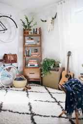 88 Beautiful Apartment Living Room Decor Ideas With Boho Style (52)
