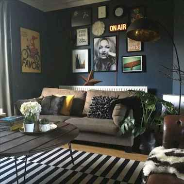 88 Beautiful Apartment Living Room Decor Ideas With Boho Style (69)