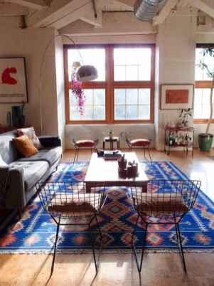 88 Beautiful Apartment Living Room Decor Ideas With Boho Style 76