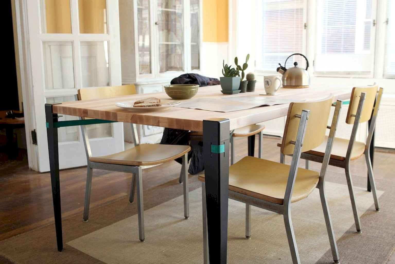 100 Rustic Farmhouse Dining Room Decor Ideas (11)