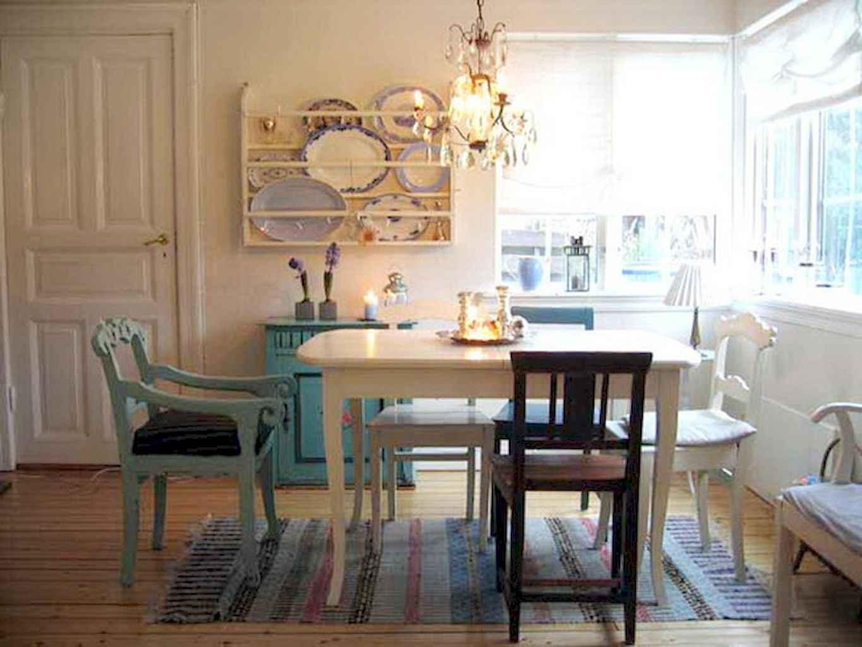 100 Rustic Farmhouse Dining Room Decor Ideas (38)