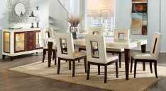 100 Rustic Farmhouse Dining Room Decor Ideas (48)