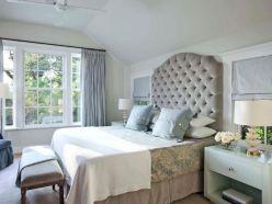 100 Stunning Farmhouse Master Bedroom Decor Ideas (1)