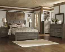 100 Stunning Farmhouse Master Bedroom Decor Ideas (12)