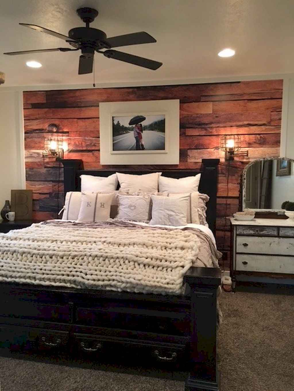 100 Stunning Farmhouse Master Bedroom Decor Ideas (42)